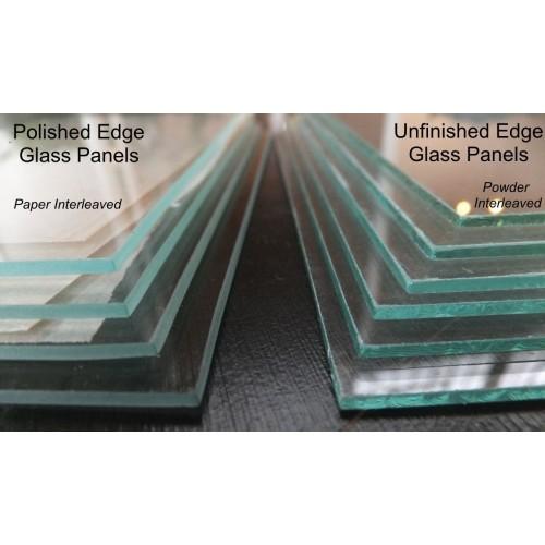 4x6 Clip Frames - Box of 200 Glass / Box of 240 Plastic