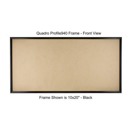 8x16 Picture Frames - Profile375 - Box of 4