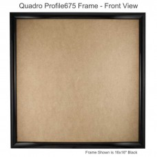 18x18 Picture Frames - Profile675 - Box of 4