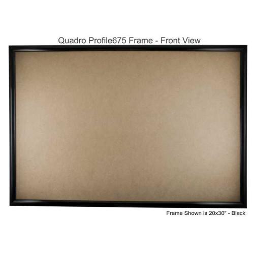 27x40 picture frames profile675 each. Black Bedroom Furniture Sets. Home Design Ideas