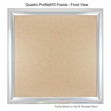 18x18 Picture Frames - Profile970 - Box of 4