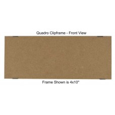 4x10 Clip Frames - Box of  120