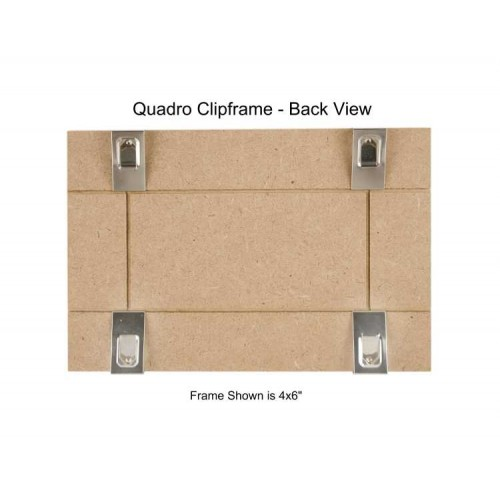 20x20 clip frames box of 4