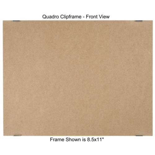 85x11 clip frames box of 12