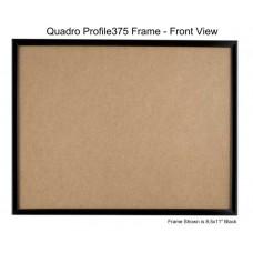 9x12 Picture Frames - Profile375 - GLASS-Box of  36 / PLASTIC-Box of 48