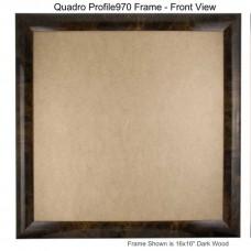 16x16 Picture Frames - Profile970 - Box of 4