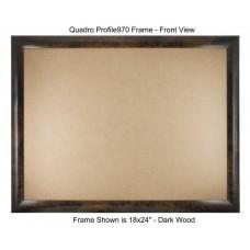 18x24 Picture Frames - Profile970 - Box of 4